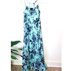 Macy's b. Darlin maxi floral dress